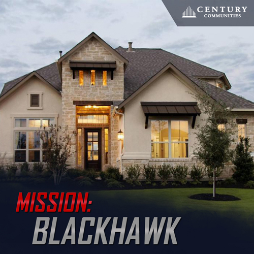 MISSION: Blackhawk by Century Communities