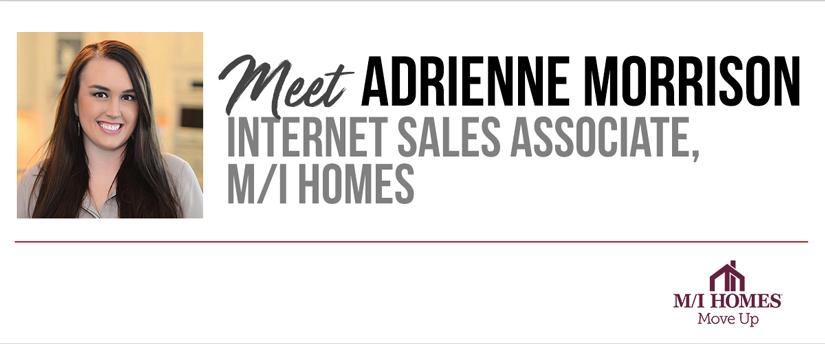 Meet Adrienne Morrison