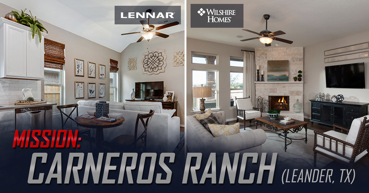MISSION: Carneros Ranch with Lennar and Wilshire Homes