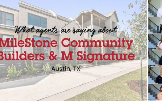MileStone Community Builders & M Signature image