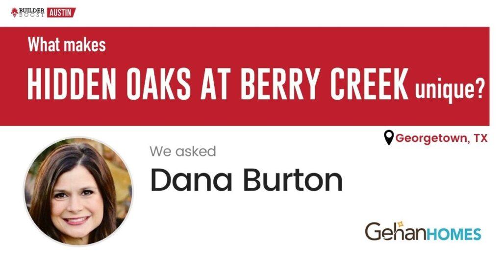 Q&A AUS Community - Dana Burton image