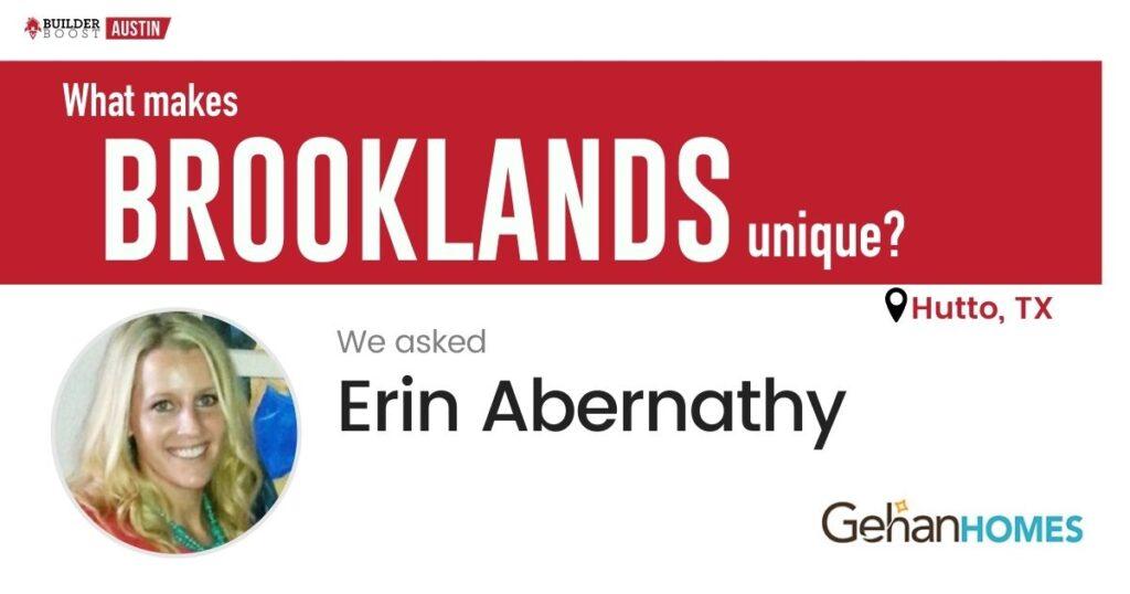 Q&A AUS Community - Erin Abernathy image