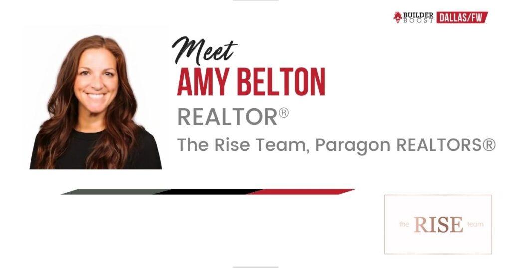 Q&A DFW - Amy Belton image