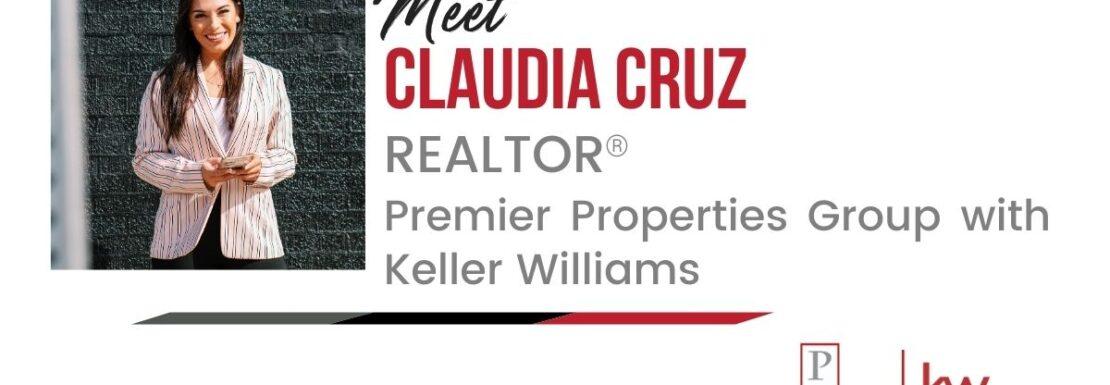 Q&A DFW - Claudia Cruz image