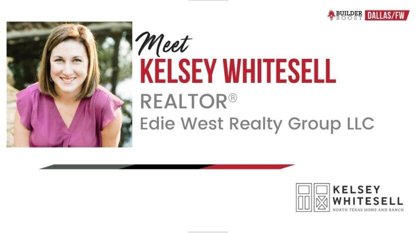 Q&A DFW - Kelsey Whitesell image