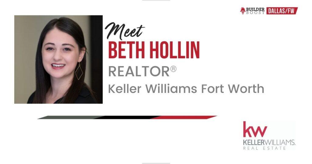 Q&A DFW - Beth Hollin image