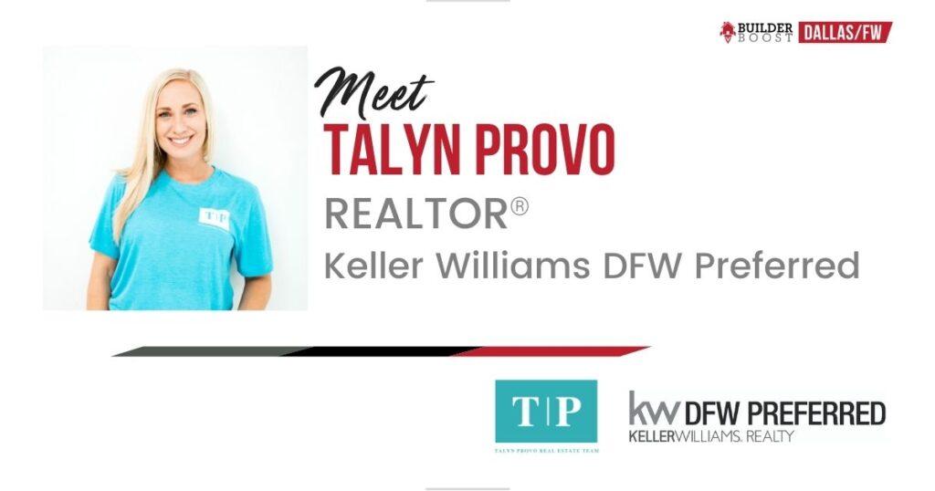 Q&A DFW - Talyn Provo image