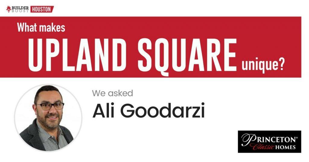 Q&A HOU Community - Ali Goodarzi image
