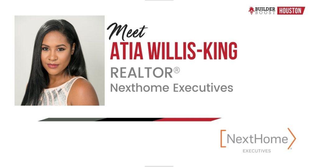 Q&A HOU - Atia Willis-King image
