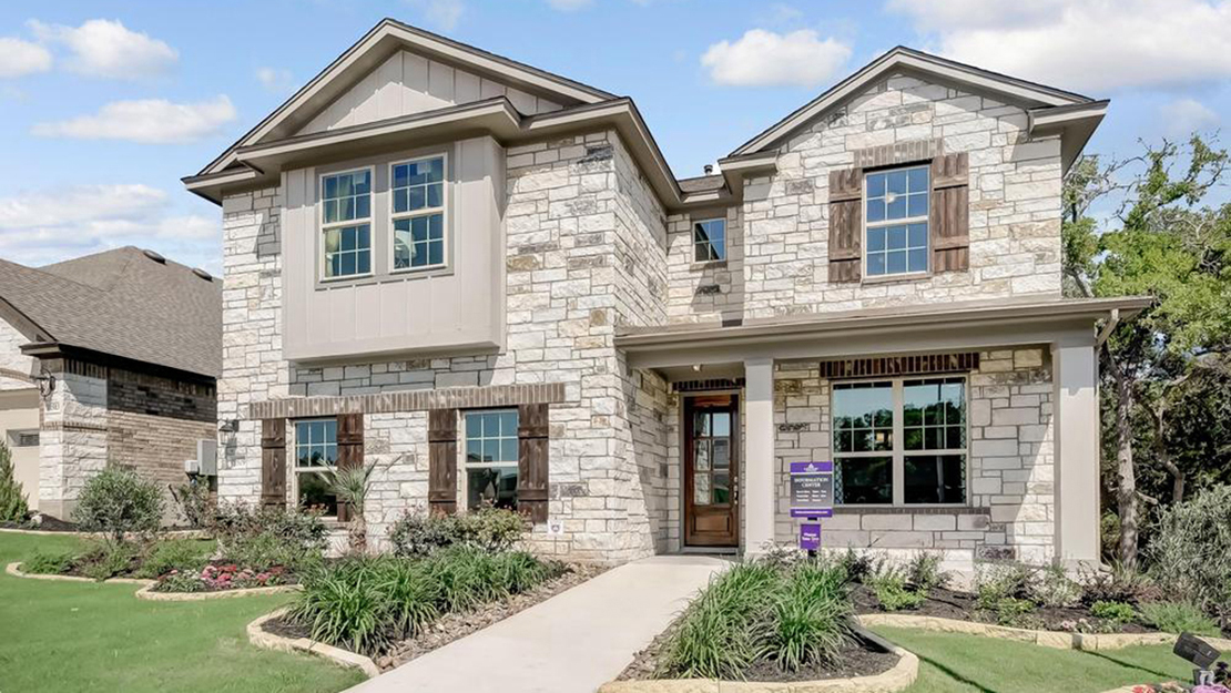 David Weekley Homes San Antonio Rogers Ranch - Homemade Ftempo