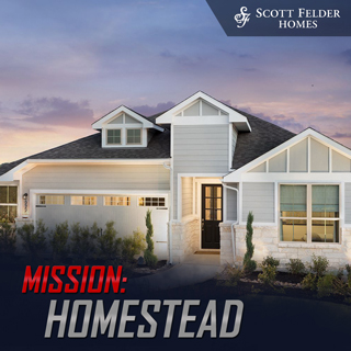 Mission: Homestead by SFH