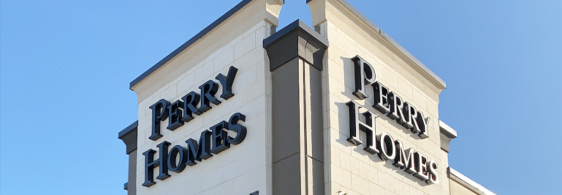 Perry Homes Central Texas Headquarters