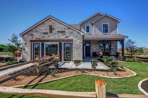 Armadillo Homes + Horizon View Homes | Sizzling Savings BBQ @ Falcon Landing | San Antonio | Texas | United States