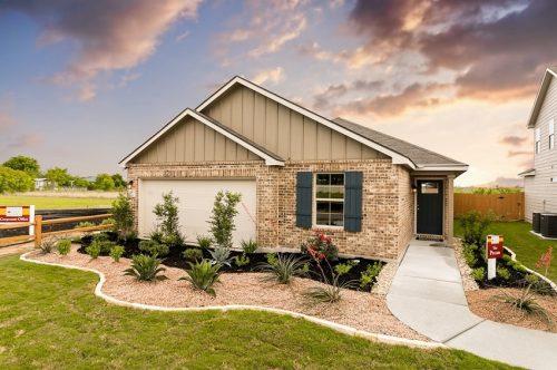 Armadillo Homes and Horizon View Homes | Crash Course on Credit @ Horizon View Homes Paloma | Converse | Texas | United States