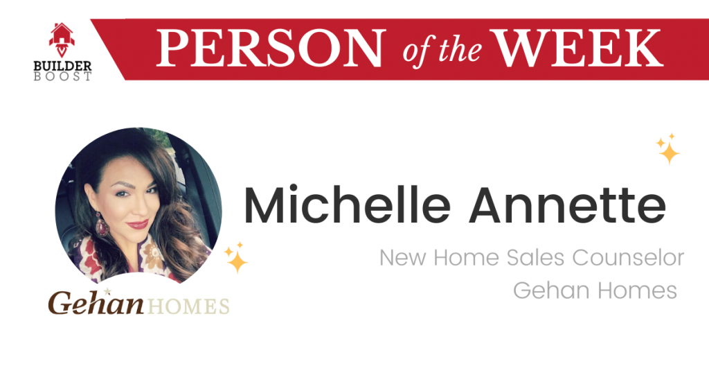 Person of the Week Michelle Annette