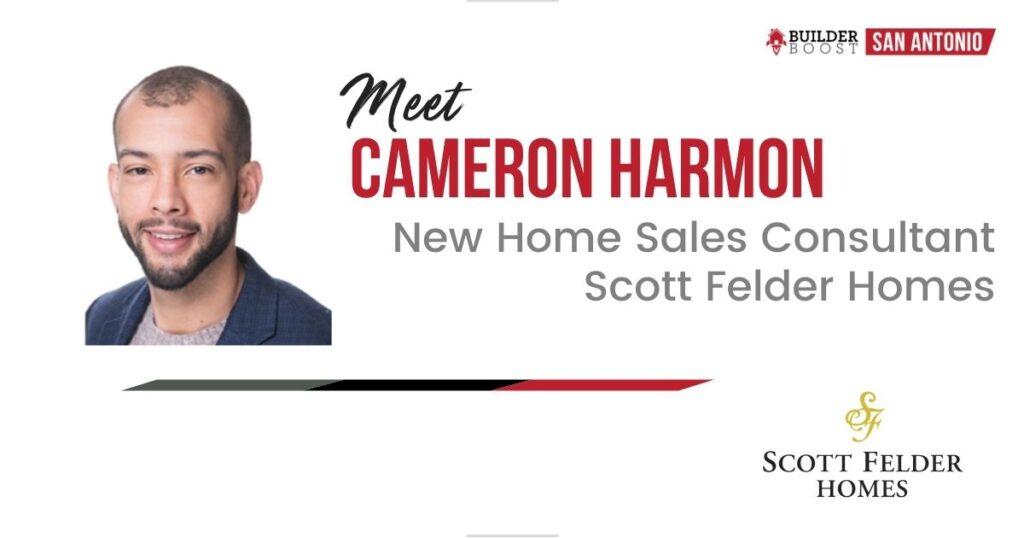 Q&A San - Cameron Harmon image