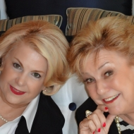 Sharon McCaskill and Pam Beierlein